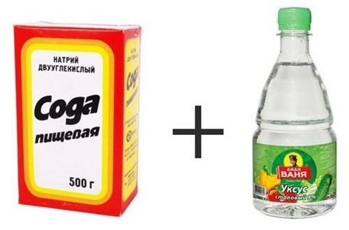Быстрые и эффективные способы как очистить чайник от накипи содой