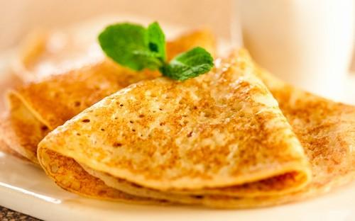 Простые рецепты вкусных блинов на соде