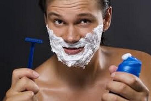 Сода и пена для бритья
