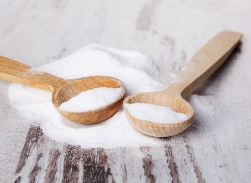 сода и соль