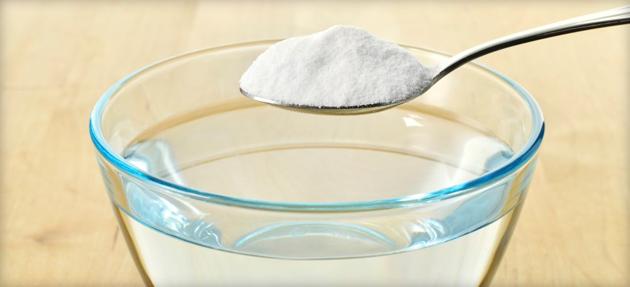 Эффективное очищение организма содой