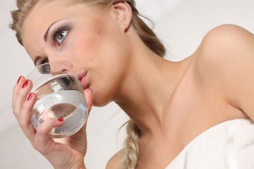 Вода с содой натощак